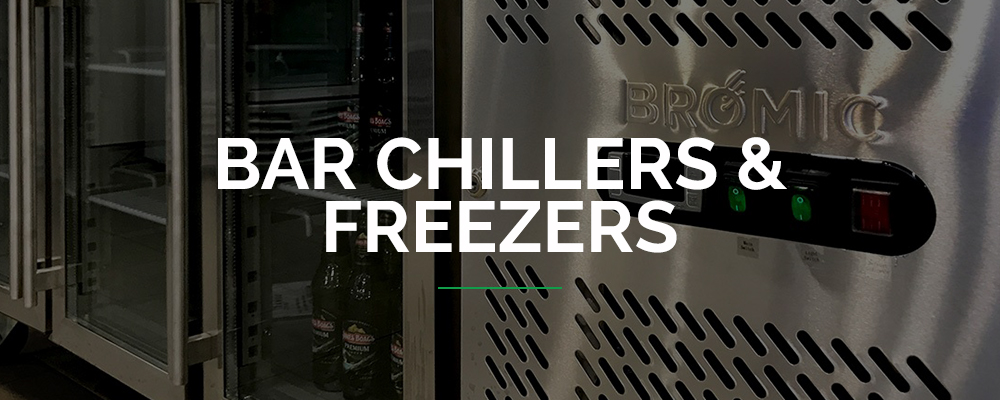 Bar Chillers & Freezers