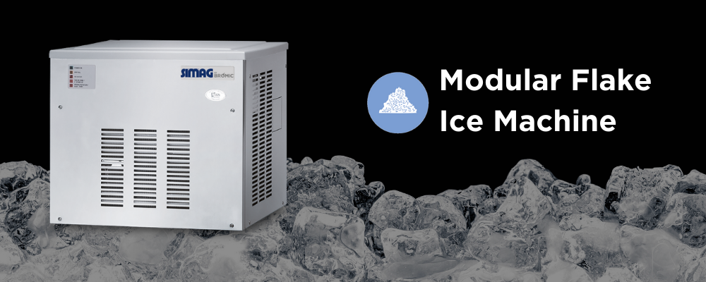 Ice Maker Machine - Modular Flake