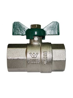 "Ball Valve Female x Female RC 3/4"" T Handle"