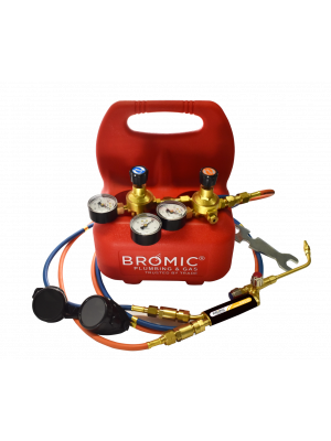 Bromic Oxyset Mobile Brazing & Welding System