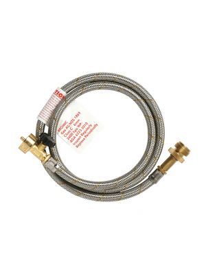 MAP-Pro Extension Hose - Stainless Steel