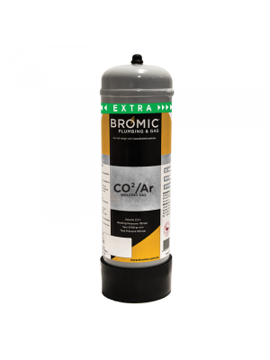 Bromic C0₂/Ar (86/14) Gas Mix Disposable Cylinder 2.2 L