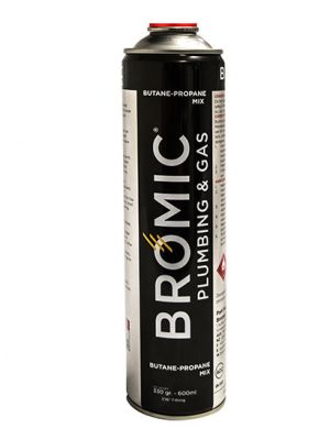 Bromic Butane-Propane Mix Fuel Cylinder