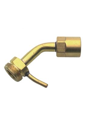 Sievert Pro Brass Neck Tube 70mm