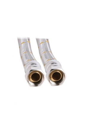 Gas Hose - 19mm Stainless Steel - 1200mm