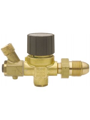 Sievert Adjustable Regulator with hose failure valve 1-4 bar POL