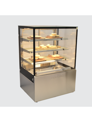 FD4T0900H 4 Tier Hot Food Display 900mm