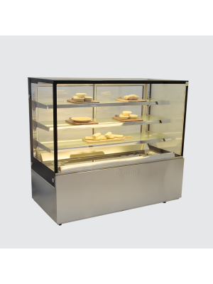 FD4T1500H 4 Tier Hot Food Display 1500mm