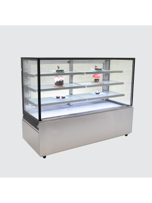 FD4T1800C 4 Tier Cold Food Display 1800mm
