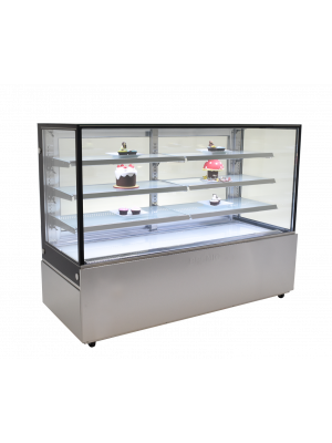FD4T1800A 4 Tier Ambient Food Display 1800mm