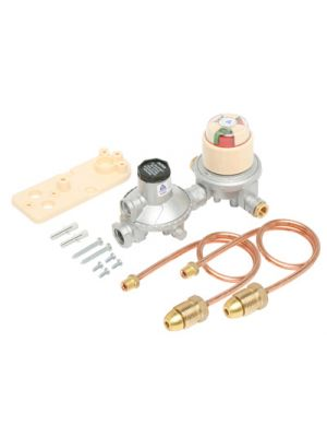 LPG – Dual Cylinder Installation Kit
