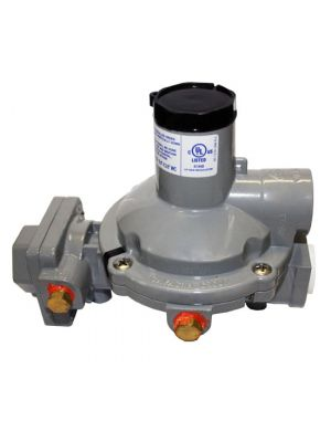 Kosan Line - LPG Dual Stage Regulator