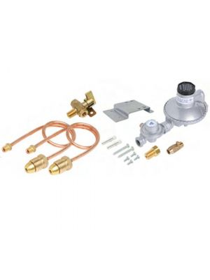 LPG Dual Cylinder Installation Kits - Regulators - Products