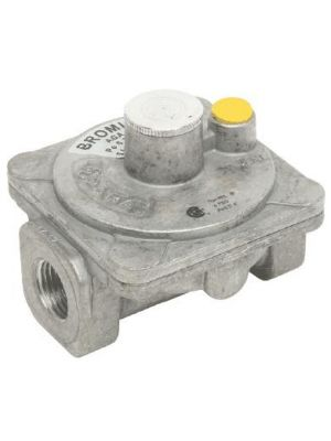 "Bromic 1/2"" NPT Natural Gas Regulator"