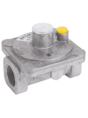 "Bromic 3/4"" NPT Natural Gas Regulator"