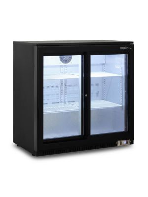 BB0200GDS-NR Back Bar Display Chiller 190L (Sliding Door)