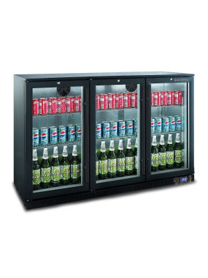 BB0330GD Back Bar Display Chiller 307L (Hinged Door)