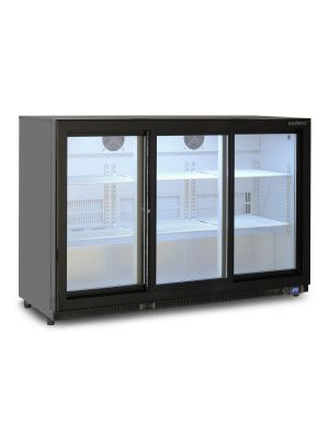 BB0330GDS Back Bar Display Chiller 307L (Sliding Door)