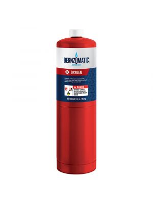 BernzOmatic - 1.4 oz. Oxygen Torch Cylinder