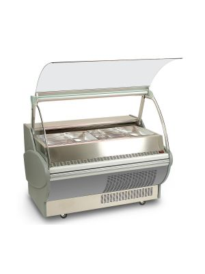 BM150P Hot Bain Marie Display