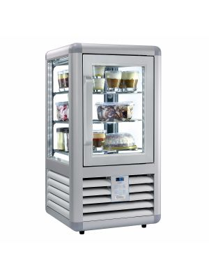 CTF0100G4S Countertop Freezer 100L LED