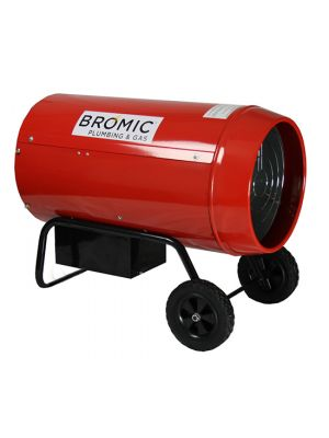 Industrial Gas Heater | Heat-Flo™ Blow Heater | 30KW