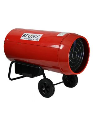 Industrial Gas Heater | Heat-Flo™ Blow Heater | 50KW
