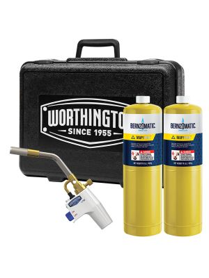 Worthington Tradesman Hand Torch Kit