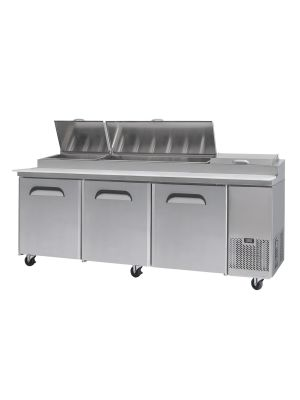 Three-Door Food Prep Counter PP2370