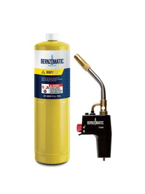 Bernzomatic TS4000 Torch & Map-Pro Kit Inclusions