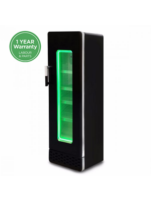 GM0300 RETRO 290L LED Upright Display Chiller