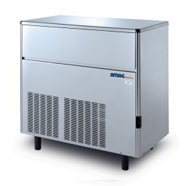 S Steel Self Contained 165kg Hollow Ice Machine 226 Bromic