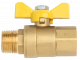 Ball Valve Male x Female RC 3/4