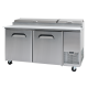 PP1700 Two-Door Food Prep Counter
