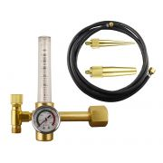 Nitrogen Purge Kit - 1000kPa reg hose and brass nozzles