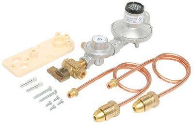 2-Cylinder Installation Kit for LPG, No  6060534 - Bromic Plumbing