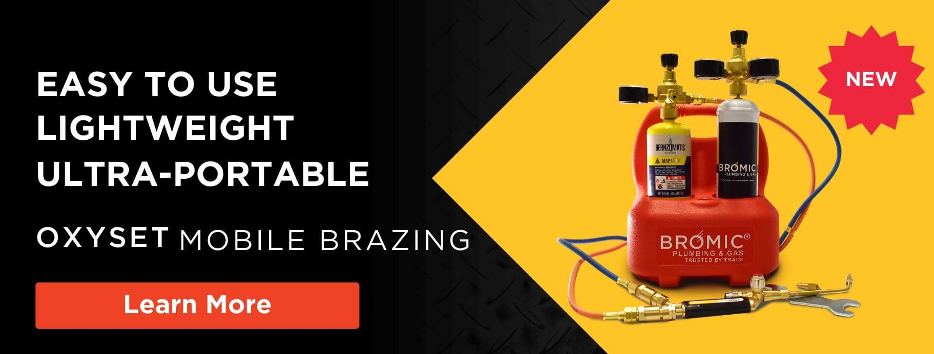 Oxyset Mobile Brazing System