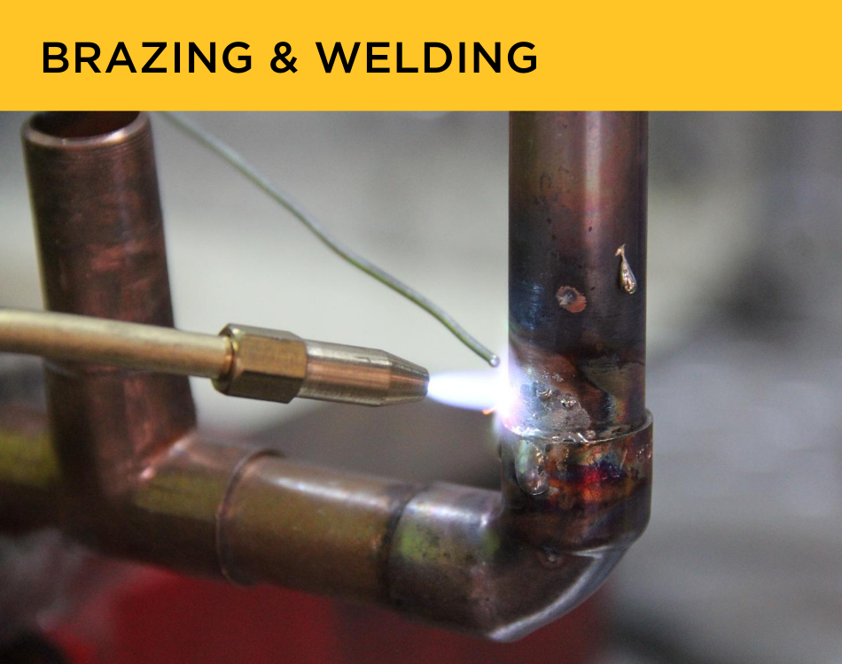 Brazing & Welding Homepage Image