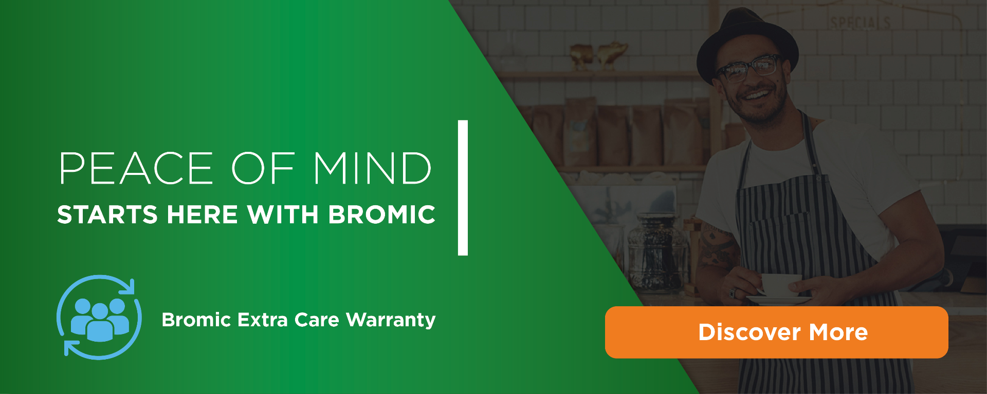 Peace of Mind | Extra Care Warranty